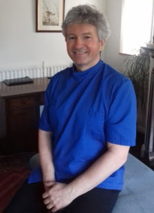 Gar Nevin Staffordshire Osteopath photo
